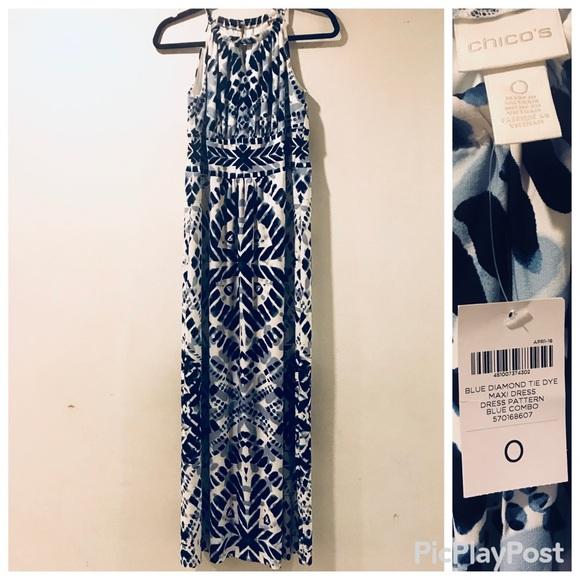 ca37bd43d1 Chico s Maxi Dress